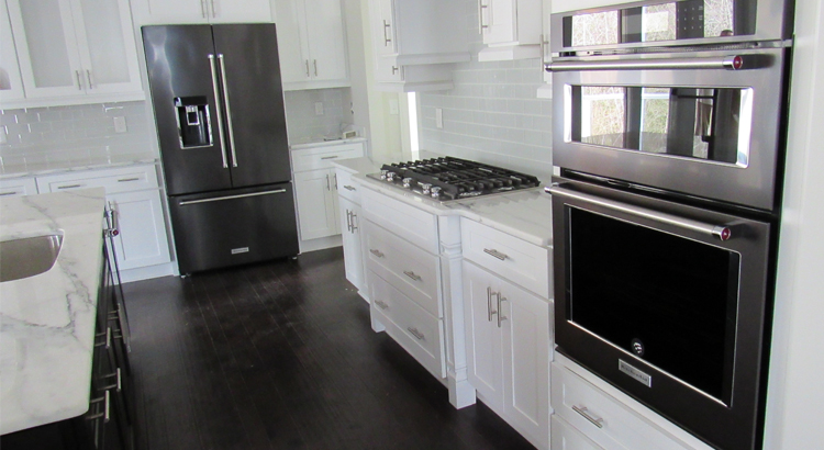 Kitchens are a major selling point of a home