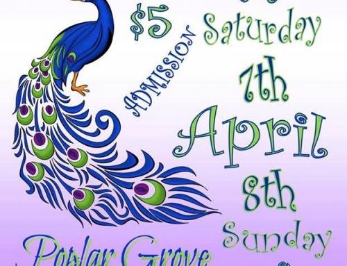 Poplar Grove's Herb & Garden Fair is Here!