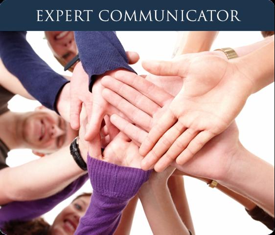 Real Estate Expert Communicator