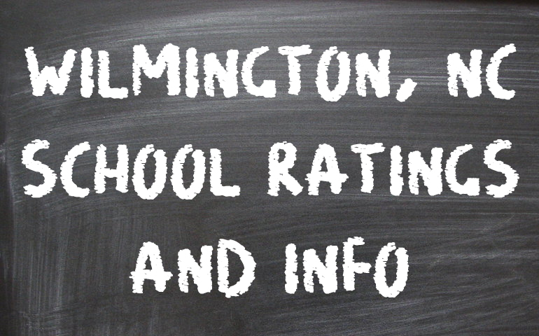 Wilmington NC School Ratings and Info