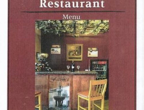 Falcone's Italian Restaurant in Leland NC