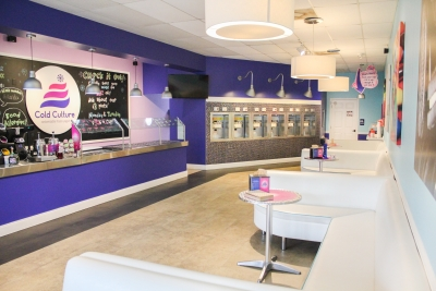 Cold Culture Frozen Yogurt in Wilmington NC