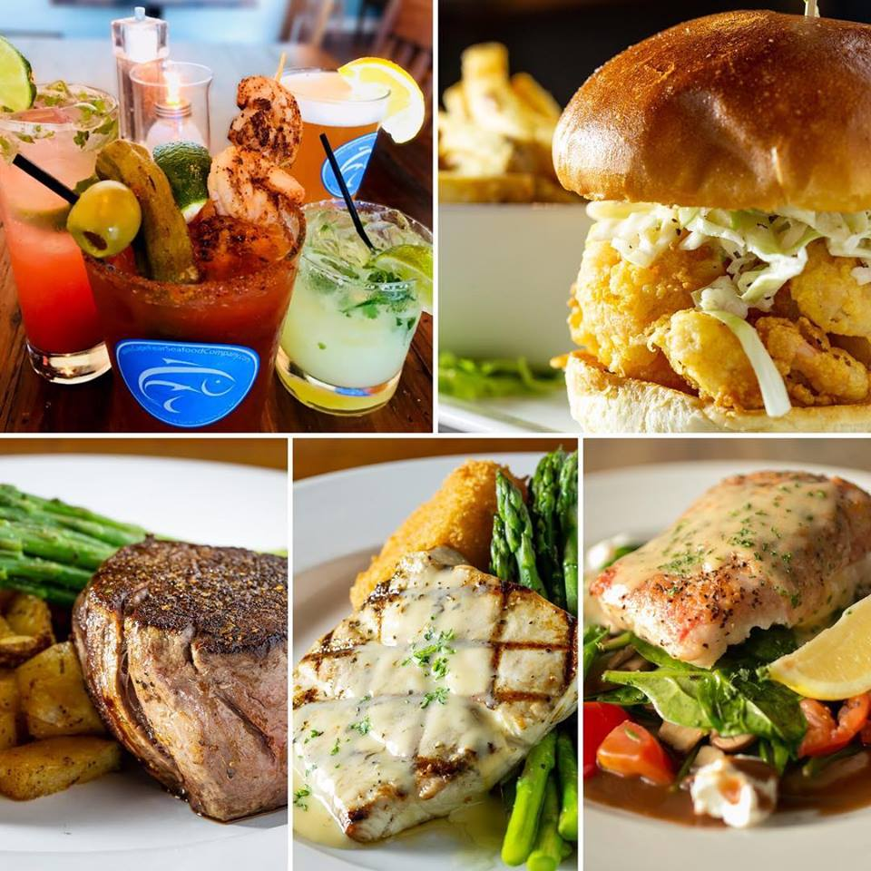 Food and Beverages of Cape Fear Seafood Company