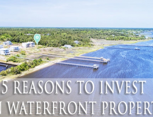 5 Reasons to Invest in Waterfront Property