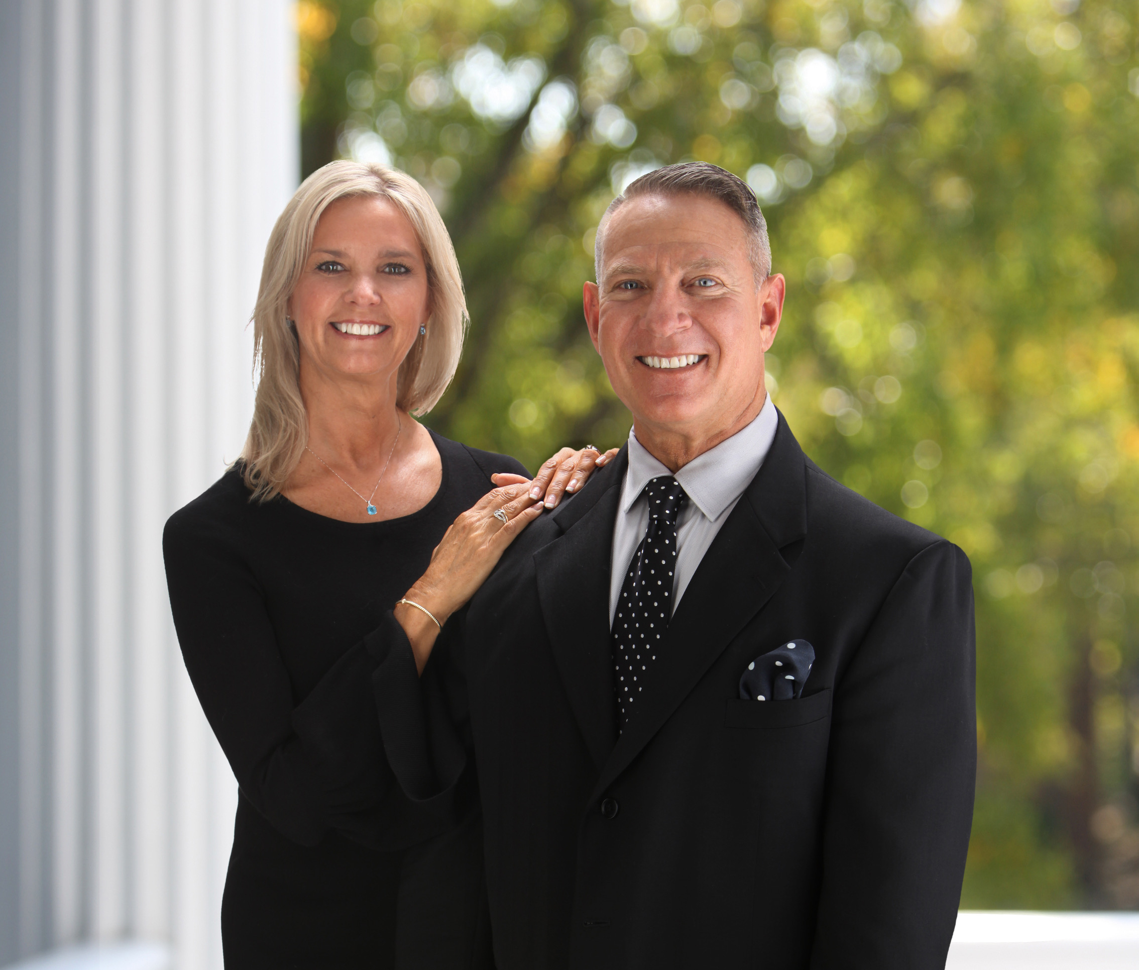 Sherwood and Diane Strickland Real Estate Agent