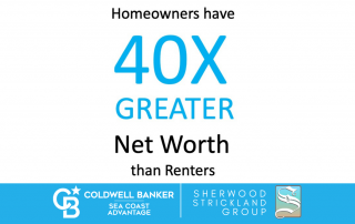Homeowners vs Renters Net Worth